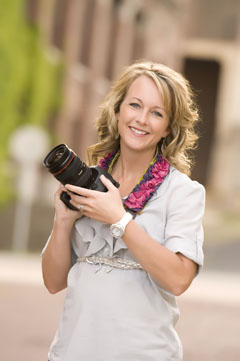 Laura Kruger Photography Blog bio picture